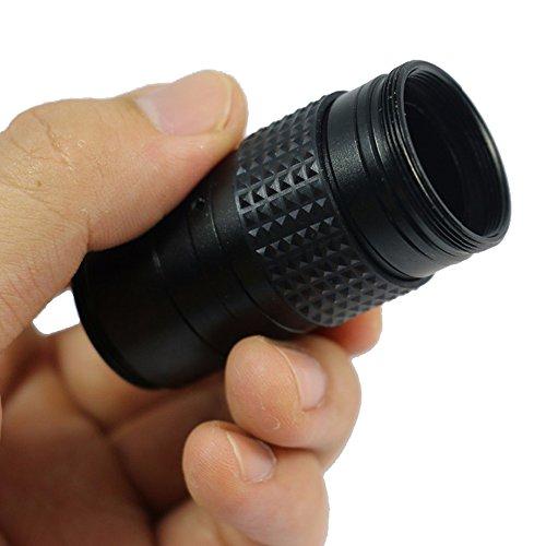 Mini Digital Mikroskop Optische Linse Industrie Kamera 5X-100X Vergrößerung Monokular Video Mikroskop HDMI VGA USB