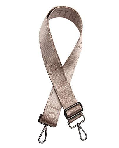 Reason Charm Verstellbarer Handtaschengurt für Handtaschen im Gitarren-Stil, Canvas, 76,2-134,9 cm, (6#), Large