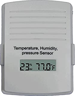 Ambient Weather WS-1000-BTH Replacement Thermo-Hygrometer-Barometer for WS-1000, WS-1200 Weather Stations
