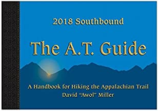 The A.T. Guide Southbound 2018