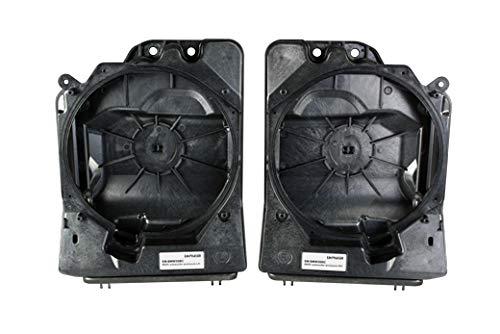 Emphaser EM-BMW3SBC - Subwoofergehäuse für BMW E9x Modelle