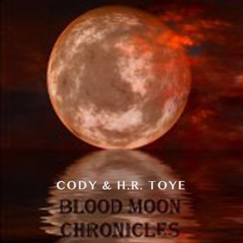 Blood Moon Chronicles audiobook cover art