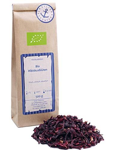 Sylter Teekontor -  Bio Hibiskus 500g