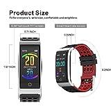 Zoom IMG-1 smartwatch zeerkeer fitness registrazione schermo