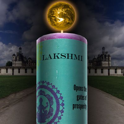 World Magic - Lakshmi Candle