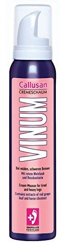 Callusan Cremeschaum Vinum, 1er Pack (1 x 125 ml)
