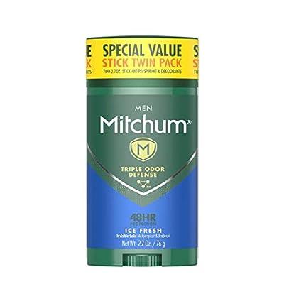 Mitchum Antiperspirant Deodorant Stick
