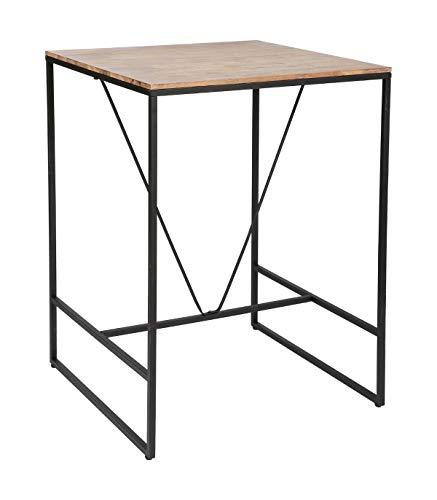 Atmosphera Table de Bar Edena - 80 x 80 x 98 cm