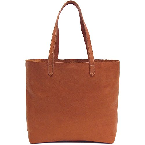 Floto Piazza Leather Tote Bag in Full Grain Calfskin