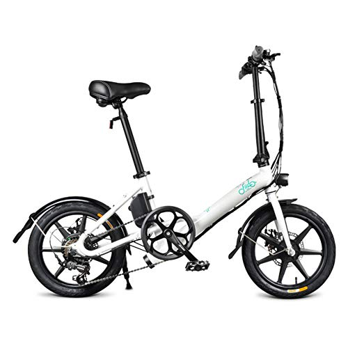 41kSy4hNDUL Offerta FIIDO D2S a 504€, Bicicletta Elettrica Pieghevole Economica