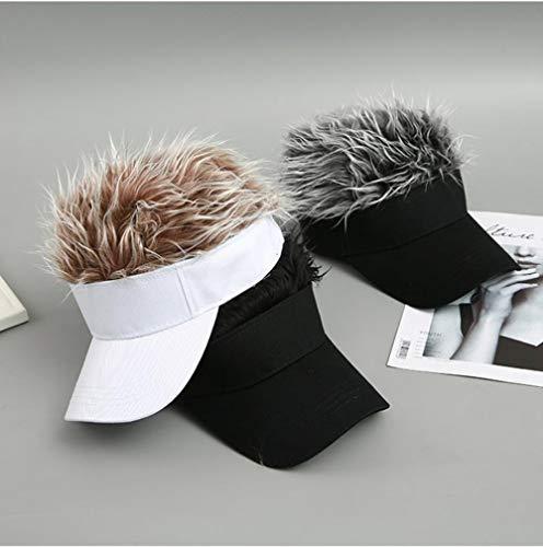 Cappello da baseball da uomo, con visiera, con visiera a punta, cappello da baseball con visiera regolabile, cappello da baseball