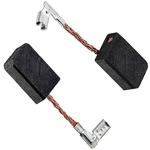 Kohlebürsten Kohlen für Makita Winkelschleifer GA 5040 C 5x11mm (CB-318)
