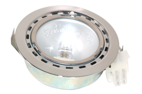 Bosch Siemens Neff Grill Halogen Lamp Assembly. Original Ersatzteilnummer 00175069