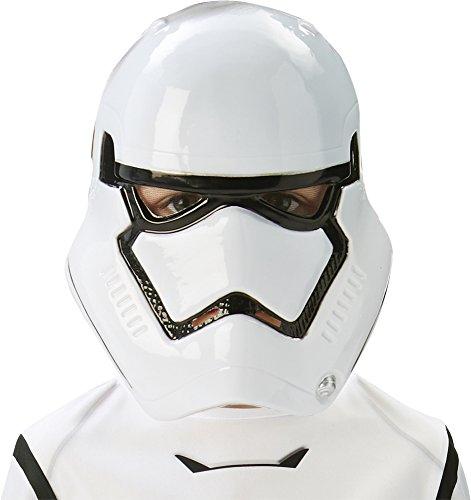 Star Wars - Casco de Stormtrooper para niños, accesorio disfraz (Rubie's 32529)