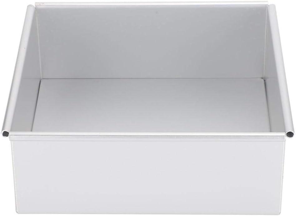 8 Inch Anodized 与え Aluminum Shape Baking 迅速な対応で商品をお届け致します Mold Mousse Prof Cake