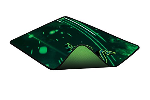Razer Goliathus Speed Cosmic Grün Small Weiche Gaming Mausmatte