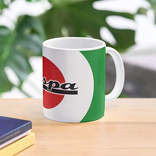 Allbirds Sc Lambretta V90 Puch Uk Bajaj Lml Stella Best 11 oz Kaffeebecher - Nespresso Tassen Kaffee Motive