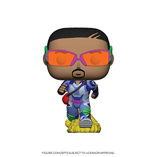 Funko 48194 POP TV: The Boys-A-Train Sammelbares Spielzeug, Mehrfarben