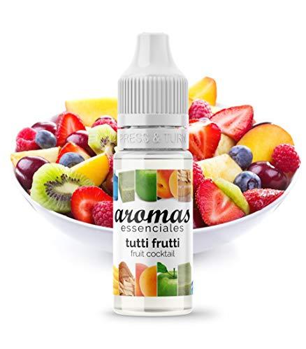 Essenciales - Aroma de Tutti Frutti concentrado - 10 ml