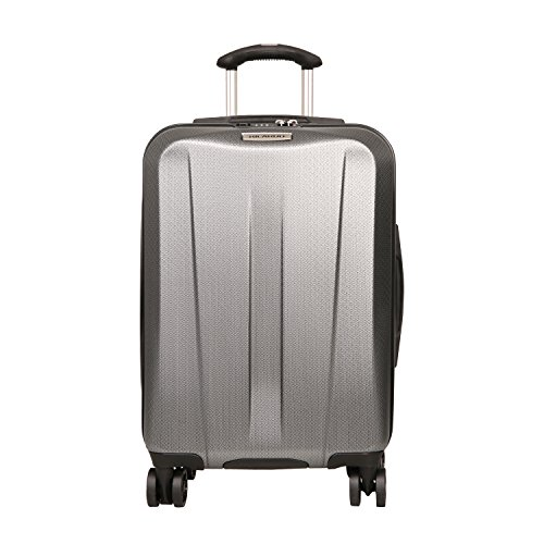 Ricardo Beverly Hills San Clemente 21-inch 4wheel Expandable Wheelaboard, Moon Silver, One Size