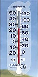 ELECTRON OPT RV Trailer Kleertemp Slim Windw Thermo Thermometer