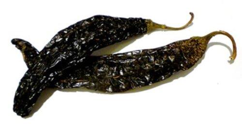 Pasilla Chilli Dried Whole 100g - Pasilla Ganzer Getrockneter Chili 100g