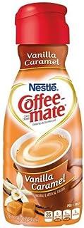 COFFEE-MATE Vanilla Caramel Liquid Coffee Creamer 32oz (Pack of 2)