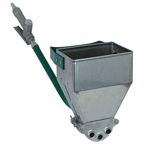 Plaster Sprayer | Stucco Sprayer (1,2 or 3 Jets) - Made in The USA - One Year Warranty