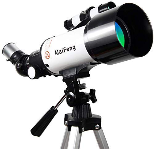Best Prices! Ultra-Clear Portable Astronomy Telescope with Rucksack, HD Outdoor Landscape Lens Monoc...
