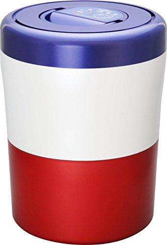 島産業 家庭用生ごみ減量乾燥機 「パリパリキューブライトアルファ」 トリコロール PCL-33-BWR