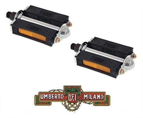 Umberto Dei Pedali MKS3000 Originali Bici Freni a Bacchetta - R - Viaggio - Vintage - Imperiale ECC