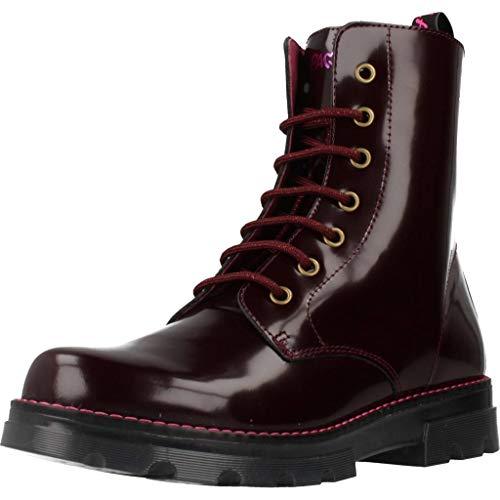 Botas para niña, Color Rojo (Burdeos), Marca PABLOSKY, Modelo Botas para Niña PABLOSKY 847263 Rojo