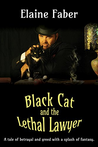 Black Cat and the Lethal Lawyer (Black Cat Mysteries Book 2) (English Edition)