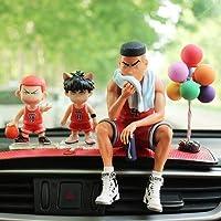 車の装飾品スラムダンク車の装飾車のインテリア装飾人形araba aksesuar車アクセサリーコシェ 創造的な装飾 (5)