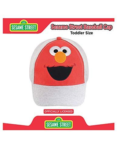 Sesame Street Hat, Elmo or Bart Simpsons Baseball Cap for Little Age 2-7