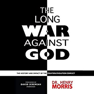 The Long War Against God audiobook cover art
