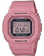[カシオ] 腕時計 ベビージー アースカラートーン 電波ソーラー BGD-5000UET-4JF レディース ピンク