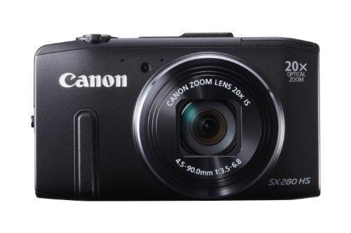 Canon Powershot SX280 HS 20 Multiplier_x