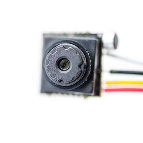 Mini Spionage Kamera 508 M-T 2 Mio Pixel Bullet Camera Pinhole Lochkamera, versteckte Kamera, Spy Cam lichtstark Video und Foto von Kobert-Goods …