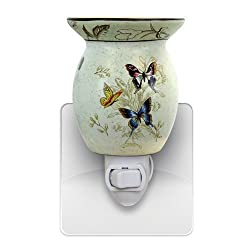 1 X Plug in Butterfly Tart Warmer