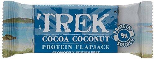 Trek Bar Cocoa Coconut Protein Flapjack, 50g