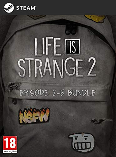 Life is Strange 2 - Episodes 2-5 bundle | Standard Edition | Codice Steam per PC