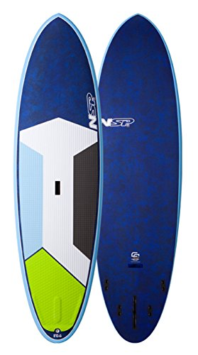NSP Coco Stand Up Paddle SUP - Tabla de surf (9'2'')