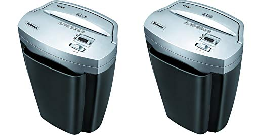 Why Choose Fellowes Powershred W11C, 11-Sheet Cross-cut Paper and Credit Card Shredder with Safety L...