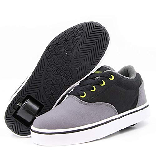 lei shop Kids Wheelies Shoes Roller Skate Shoes Soft and Breathable with Single Deformation Parkour Shoes Automatic Walking Shoes