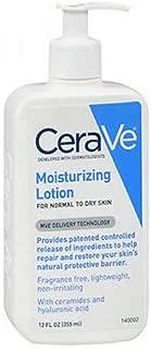 CeraVe 保湿乳 12 盎司(3 瓶装)