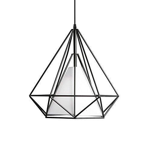 HomeDeco Hardware ペンダントライト 引掛シーリング式 天井照明 間接照明 工事不要 北欧 led レトロ 玄関 リビング ダイニング 工業風 パラミッドの形