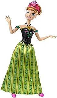 Mattel Disney Frozen Singing Anna Doll