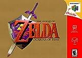 The Legend of Zelda: Ocarina of Time Product Image