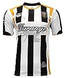 Durango Mexico Soccer Jersey Color White and Black Arza Design (Large)